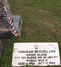 Pvt Norman Brouillard
