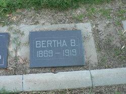 Bertha Belle <I>Rice</I> Oakley