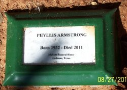 Phyllis <I>Poor</I> Armstrong