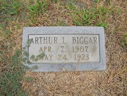 Arthur L Biggar