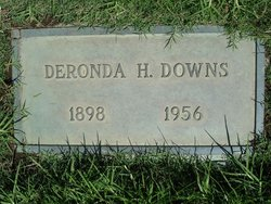 Deronda H Downs