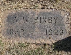 Augustine W Bixby