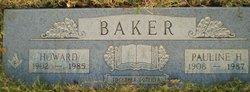 Pauline Helen <I>Moore</I> Baker