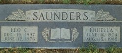 Leo C Saunders