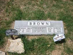 Marshall Max Brown