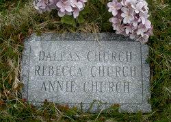 """Anna M """"Annie"""" Church"""