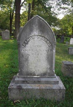 Aaron P. Lord