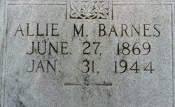 Allie M. Barnes