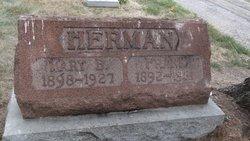 Mary Blanch <I>McCue</I> Herman