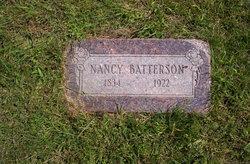 Nancy <I>Morgan</I> Batterson