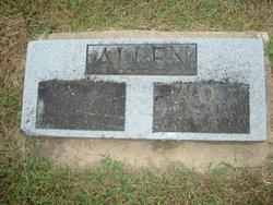 "Nancy Adeline ""Nannie"" <I>McClard</I> Allen"