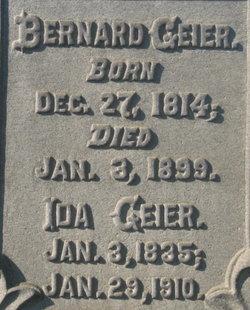 Bernard Geier