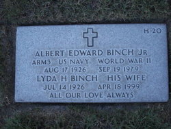 Albert Edward Binch, Jr