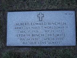Lyda H Binch