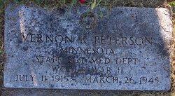 SSGT Vernon R Peterson