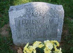 Florence Marguerite <I>Hufford</I> Huber