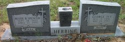 Bessie B. <I>Spencer</I> Herring