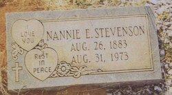 Nannie E. Stevenson