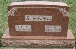 Julius M. Simons