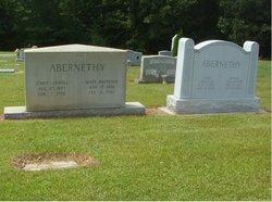 Ella Maye <I>Whitener</I> Abernethy