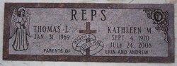 "Kathleen Marie ""Kathy"" <I>Rehn</I> Reps"
