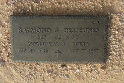Raymond G Desjeunes