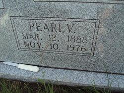 Pearl V <I>Eckard</I> Alexander