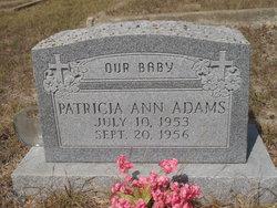 Patricia Ann Adams