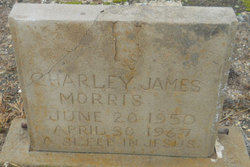 Charley James Morris