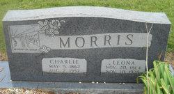 "Charles H. ""Charlie"" Morris"