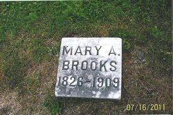 Mary A Brooks