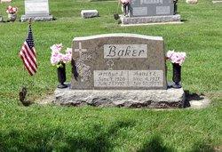Agnes E. <I>Street</I> Baker