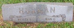 Jean <I>Clark</I> Horman
