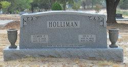 Lila Jessie <I>Watson</I> Holliman
