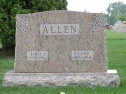 Clara M. <I>Klinger</I> Allen