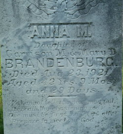 Anna Myrtle Brandenburg