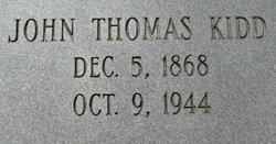 John Thomas Kidd