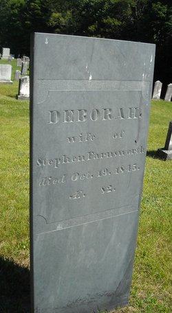 Deborah <I>Bennett</I> Farnsworth