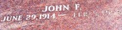 John F. Rogge