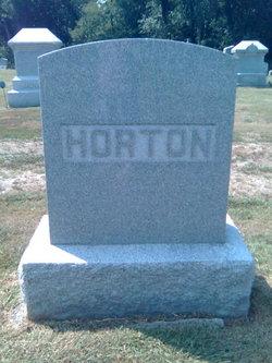 Susannah <I>Stoops</I> Horton