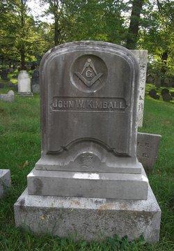 John W. Kimball