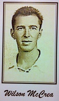 Wilson McCrea
