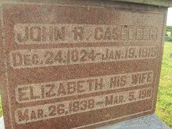 John R Casebeer