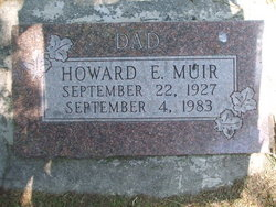 Howard E Muir