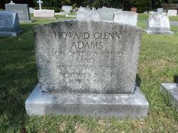 Howard Glenn Adams