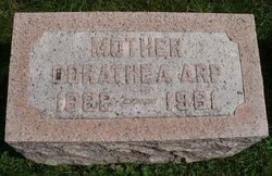 Dorothea <I>Pahl</I> Arp