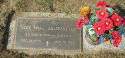 Kurt Wall Ahlersmeyer