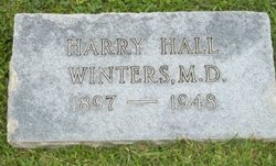 Dr Harry Hall Winters