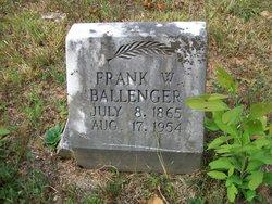 Frank W. Ballenger