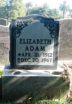 Elizabeth Adam